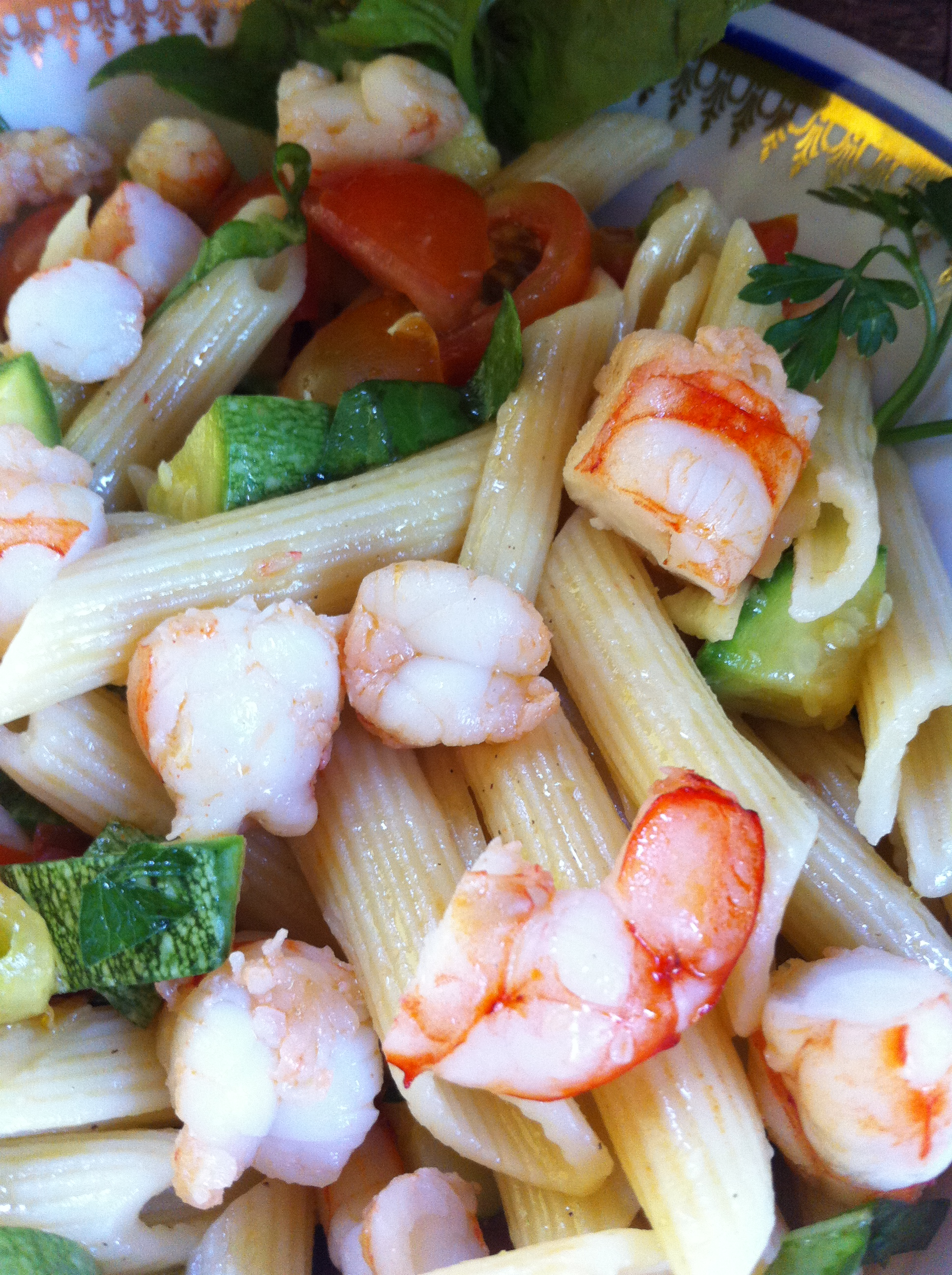 pasta-fredda-zucchine-e-code-di-gamberoni.JPG